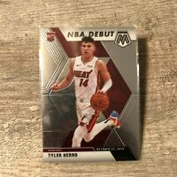 Tyler Herro2019-20 Panini Prizm Mosaic Rookie Card RC NBA Debut Miami Heat 🔥🔥