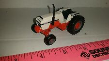 1/64 CUSTOM ERTL FARM TOY CASE 2290 TRACTOR WITH OPEN STATION UPGRADED TIRES