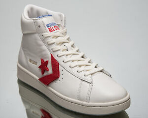 Converse Pro Leather Hi Birth of Flight Unisex Men's Women's White Red Sneakers