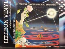 Moving Fingers Natural Selection LP ALBUM VINYL SNTF 957 a1/b1 Pop Dance 80's