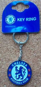 Chelsea FC Metal Keyring (Official Merchandise) - FREE POSTAGE!
