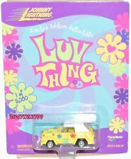 JOHNNY LIGHTNING LUV THING VW THING YELLOW