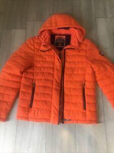 superdry jacket large Puffer