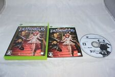 Deathsmiles Xbox 360 Japan Import Complete in Box North American Seller