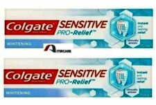 2X Colgate Sensitive Pro-Relief + Whitening 75 ml