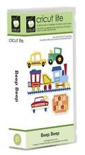 *New* BEEP BEEP Cars Trucks Boys Train Cricut Cartridge Factory Sealed Free Ship