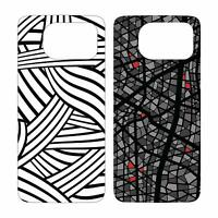 OtterBox Cell Phone Case Inserts for Samsung Galaxy S6 Silly String/Grey Mosaic