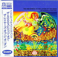 INCREDIBLE STRING BAND-THE 5000 SPIRITS OR THE LAYERS OF...-JAPAN MINI LP CD B57