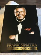 Frank Sinatra - They Were Very Good Years (DVD, 3-Disc Set)