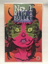 No. 1 With a Bullet #1 NM- 1st Print Free UK P&P Image Comics