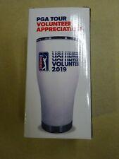 Official 2019 PGA Tour Volunteer Appreciation Travel Mug - Brand New