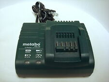 Metabo New ASC30 18V Lithium-Ion Battery Charger 6.25527 6.25457 6.25459 6.25455