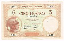 (1926) FRANCE NEW CALEDONIA - NICE CLEAN XF/AU!