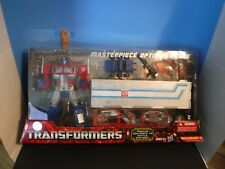 Transformers Masterpiece MP-10 Optimus Prime Toys R Us Exclusive with Spike.