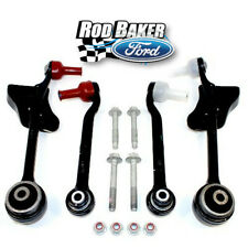 2015-2017 Ford Mustang GT Front Control Arm Kit - Upgraded Performance vs. OEM