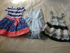 Next girl summer holiday party dress 2-3 years set of 3