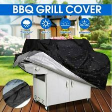 5 Size BBQ Gas Grill Cover Barbecue Waterproof Outdoor Protection Heavy Duty