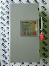 Powermaster H363k 100 Amp 600 Volt 3p3w Fusible Disconnect New S