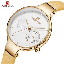 Relojes De Mujer Women Watch Ladies Watch Leather Band Luxury Wristwatch