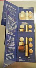 Lot 3 Estee Lauder Double Wear Concealer + Advanced Night Repair Eye Sample Card
