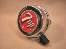 SEVEN UP BICYCLE BELL VINTAGE STYLE AND VERY COOL