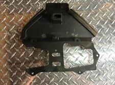 01 KAWASAKI ZX 750 P ENGINE HEAT DIRT DUST COVER GUARD SHIELD PBT ZX7 R ZX750