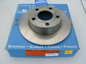 NEW ATE 450018 Disc Brake Rotor 4B0615601A For AUDI 1999-2004