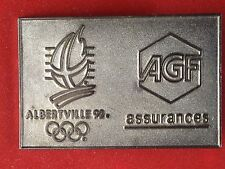 pins pin sport jeux olympique albertville 92 grand modele