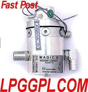 LPG GPL  SGI autogas Magic 3 Reducer Vapouriser 250 - 350 bhp