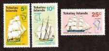 Tokelau Islands--#22-24 MNH--1970 Discovery of the Tokelau Islands