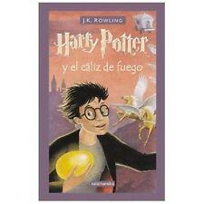 Harry Potter y el cáliz de fuego-ExLibrary
