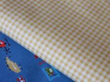 """Quilting Check/Plaid Unbranded 45"""" Fabric"""