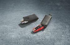 Porsche Tequipment Key Pouch In Alcantera