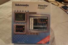 Tektronix Wavestar Software For Oscilloscopes - New Old Stock
