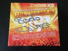 Technobase Vol. 19 CD NEU mit Autogrammen!