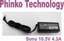 Original Power AC Sony Vaio DUO 10 11 13 series VGP-AC10V10 10.5V 4.3A 45W