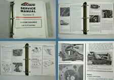 Mercruiser GM V8 305 bis 540 Engines Service Manual 1987