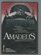 AMADEUS - F Murray Abraham - USA REGION 1 DVD - sealed/new