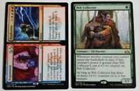 MTG Magic The Gathering EXPANSION/EXPLOSION X1 PELT COLLECTOR X1 Guilds Ravnica!