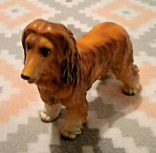 Afghan Hound H7328 Miniature Dog Figurine Lefton? No sticker