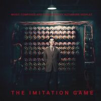 The Imitation Game, 1 Audio-CD (Soundtrack)