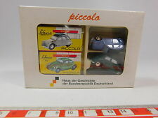 as187-0,5 # Schuco Piccolo 1:90 Set Haus Der historia: escarabajo +