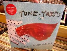 Tune Yards Nikki Nack LP NEW RED Colored vinyl + digital download