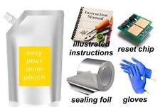 Recharges et kits d'encre jaune pour imprimante