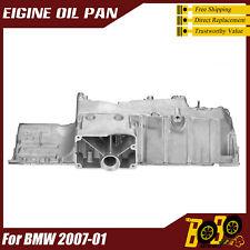 Automotive Oil Pan Fit for BMW 325xi Base,X3 2.5i,330xi Base,X3 3.0i L6 3.0L
