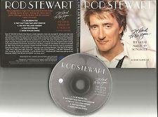 ROD STEWART It had to be you ULTRA RARE 5 TRK SAMPLER PROMO DJ CD single 2002