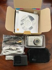 Canon PowerShot A3100 IS 12.1 MP 4X Zoom  Digital Camera In Box - Excellent!