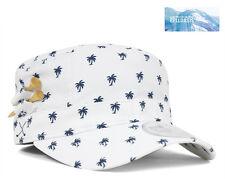 New Era Golf WM-01 Military Work Cap Hat Bell oasis Palm Tree Pattern w/Golf Tee