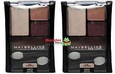 Maybelline Expert Wear Eye Shadow Chic Naturals 40q DESIGNER Chocolates Quad