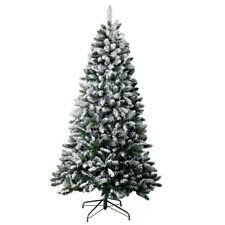 Albero di natale innevato 180 cm in PVC Alberi natalizi con 717 rami innevati